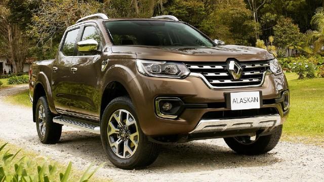 2021 Renault Alaskan facelift