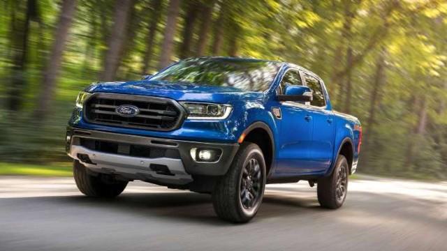 2022 Ford Ranger Plug-In Hybrid design