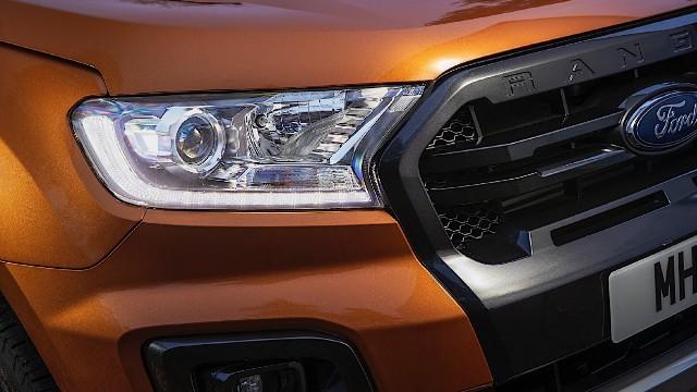 2022 Ford Ranger Plug-In Hybrid facelift