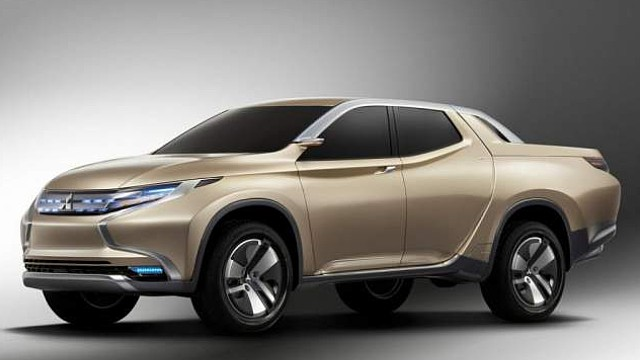 2021 Mitsubishi Raider concept