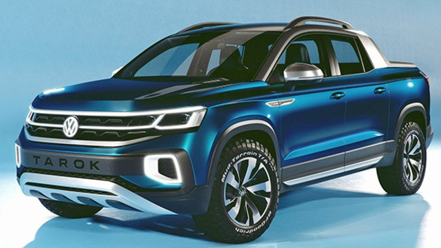2021 VW Tarok design