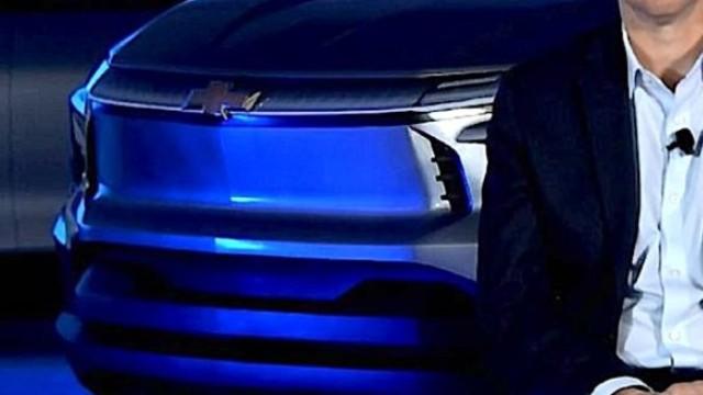 2022 Chevrolet Silverado EV teased