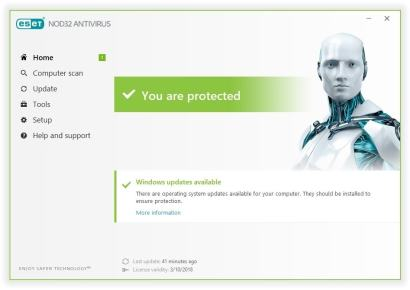 eset nod32 license key 2018