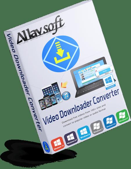 Allavsoft 3.16.4.6869 Crack + License Key Full Download Free 2019