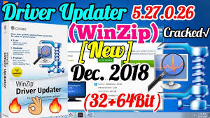 WinZip Driver Updater 5.29.1.2 Crack With Serial Key Free Download 2019