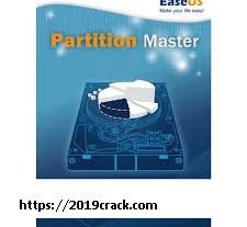 EaseUS Partition Master v13.8 Crack & Latest Version