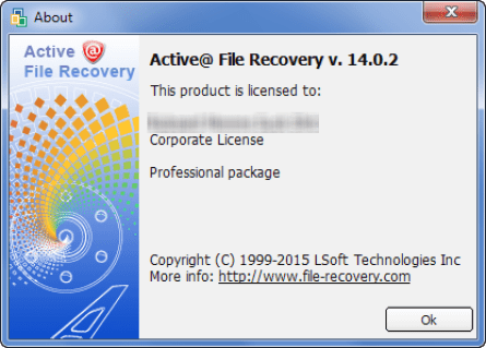 Active Partition Recovery 16 Registration Key Plus Crack 2019 Full Version