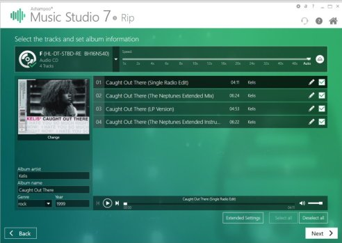 Ashampoo Music Studio 7.0.2 Crack For Serial Key 2019 Update