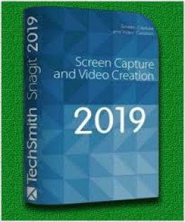 Snagit 2019.1.1 Crack With Keygen Get Here!