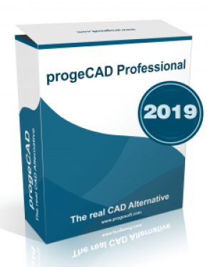 ProgeCAD 2019 Professional 19.0.4.7 Crack Incl Key 2019 Latest Version