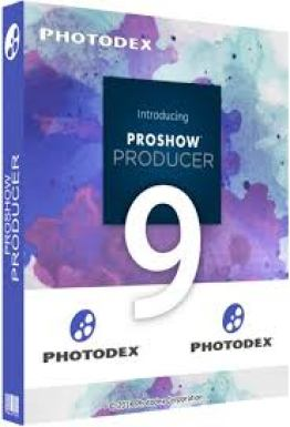 Photodex ProShow Producer 9.0.3797 Crack + Product Key Full Download 2019