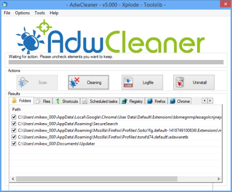 AdwCleaner 7.3 Crack With Activation Key 2019 Full Free