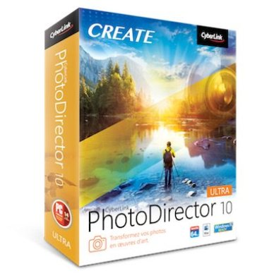 CyberLink PhotoDirector 10 Activation Key