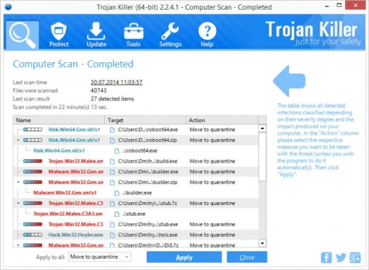 Trojan Killer 2.0.60 Crack & License Key 2019