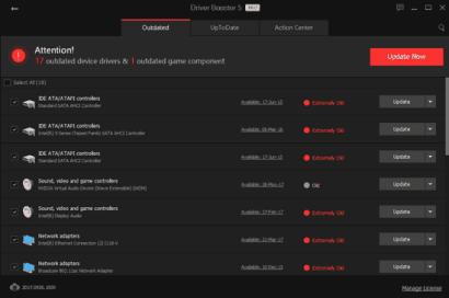IObit Driver Booster Pro 6.0.2.639 Crack