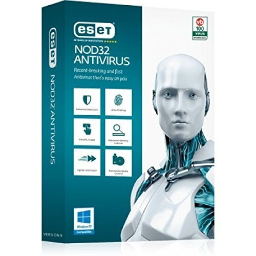 eset nod32 antivirus crack 2018