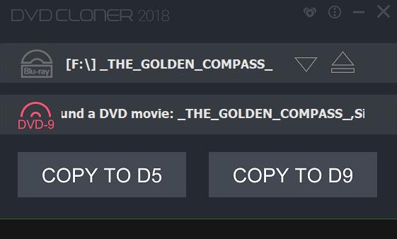 DVD-Cloner 2018 15.30 Build 1438 serial key