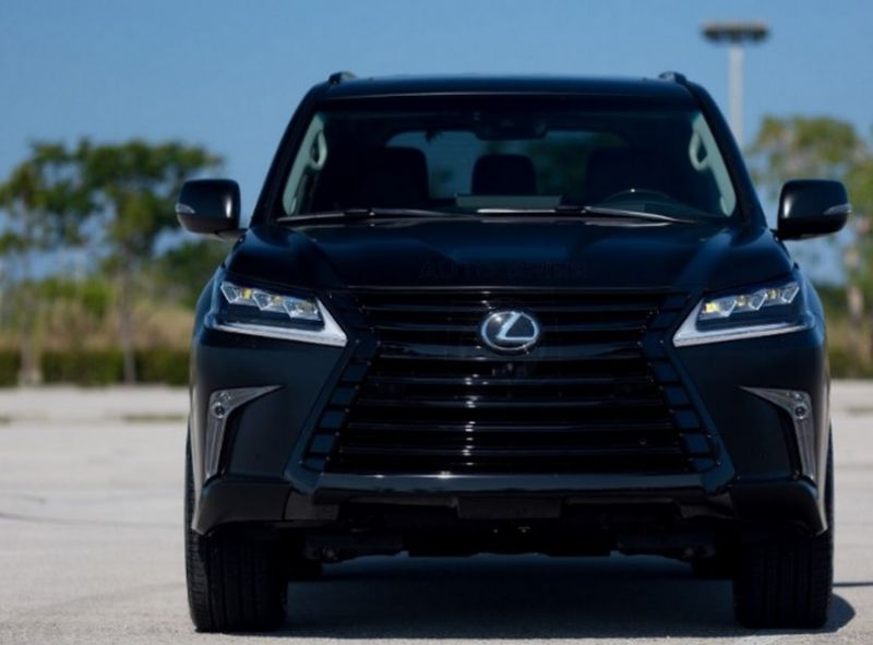 2019 Lexus LX 570 Redesign and Changes