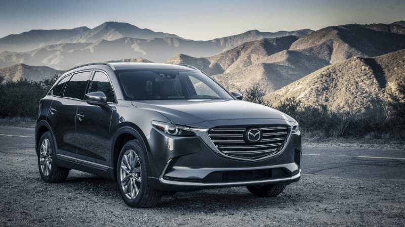 2019 Mazda CX-9 Launches a Diesel Version