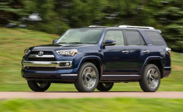 2019 Toyota 4runner Redesign Trd Pro Review 2019 2020 Suvs2019