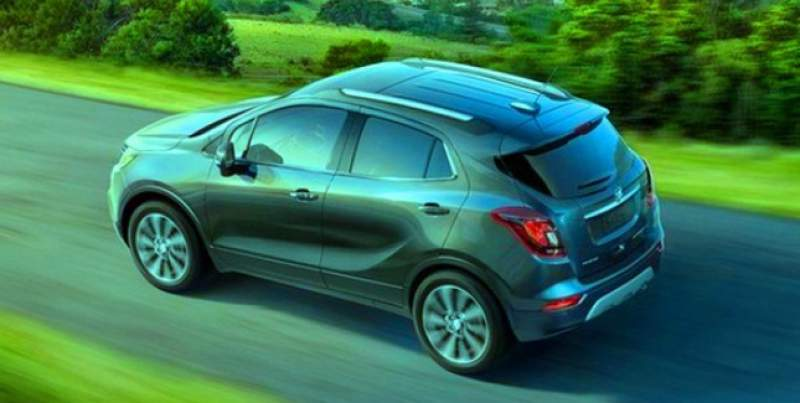 2019 Buick Envision Debuts in China with Hybrid Model | 2019 - 2020 SUVs2019 – 2020 SUVs