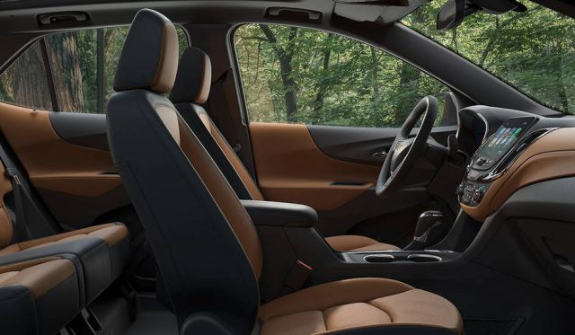 2019 Chevy Equinox interior | 2019 - 2020 SUVs2019 – 2020 SUVs