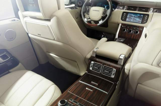 2019 Range Rover Vogue interior | 2019 - 2020 SUVs2019 – 2020 SUVs