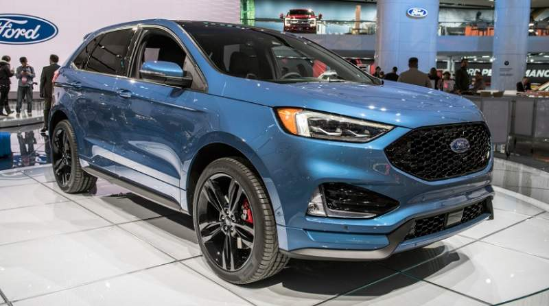 2019 Ford Edge Sport Review – Specs and Release Date ...