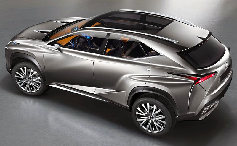 2019 Lexus RX 350 Changes, F Sport, Dimensions
