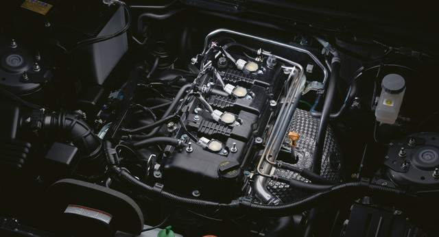 2019 Suzuki Grand Vitara engine