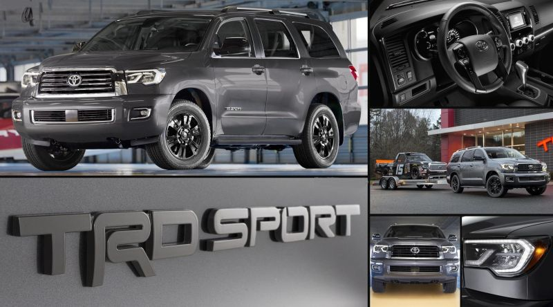 2019 Toyota Sequoia Trd Sport Edition Review 2019 2020