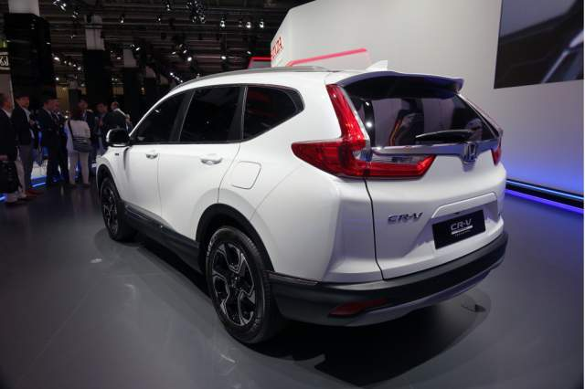 2019 honda cr v hybrid release date in us 2019 2020. Black Bedroom Furniture Sets. Home Design Ideas