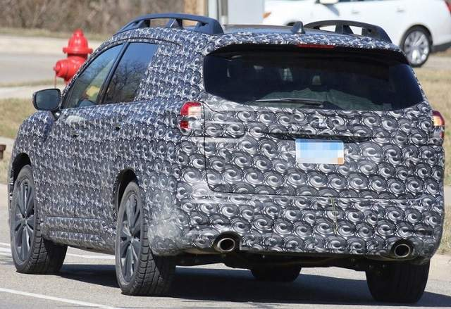 New Generation 2020 Subaru Outback Concept and Redesign ...