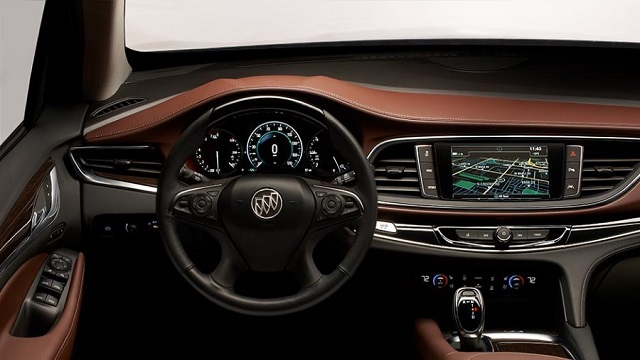 2020 Buick Encore interior | 2019 - 2020 SUVs2019 – 2020 SUVs