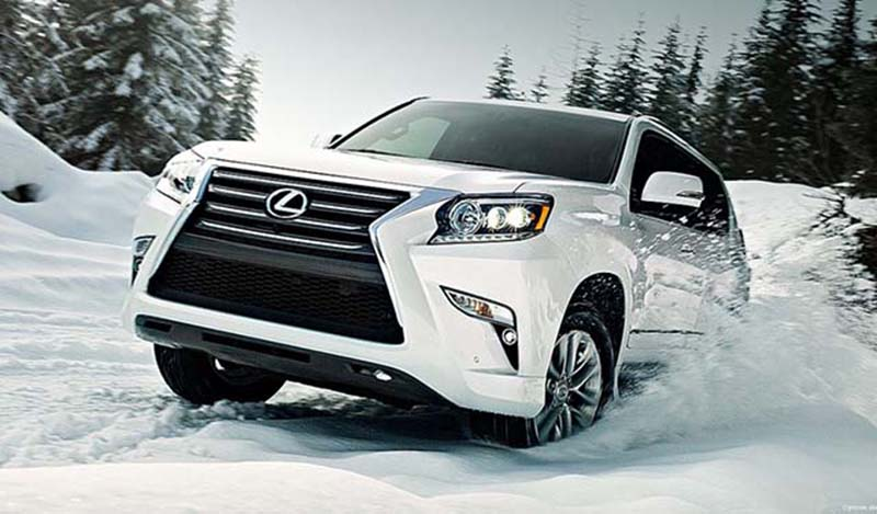 2020 Lexus GX 460 Could Add Hybrid and F Sport Models