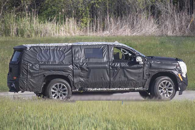 2020 Chevy Suburban IRS
