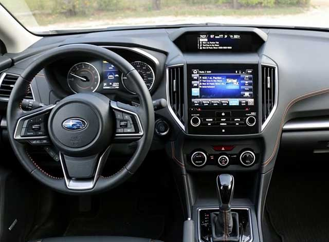 2020 Subaru Crosstrek interior | 2019 - 2020 SUVs2019 ...