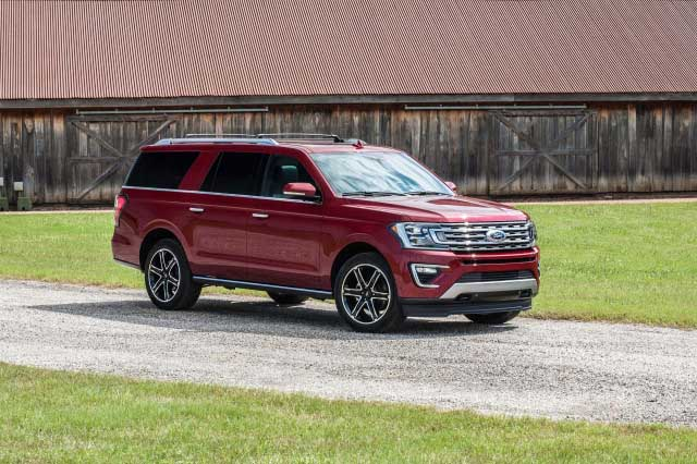 2020 Ford Expedition facelift