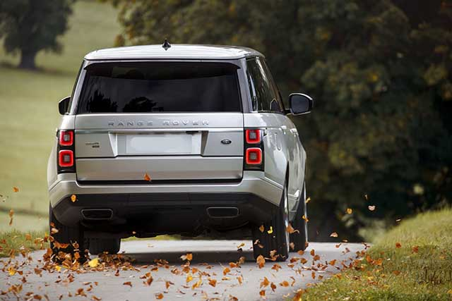 2020 Land Rover Range Rover release date