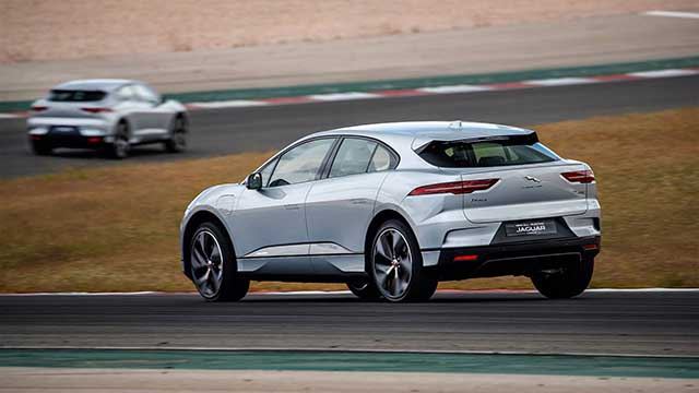 2020 Jaguar I-Pace changes