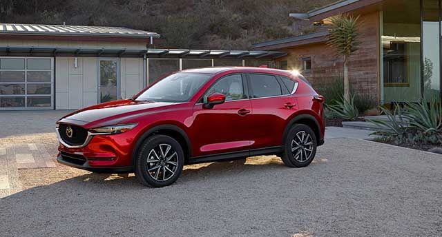 2020 Mazda CX-5 facelift
