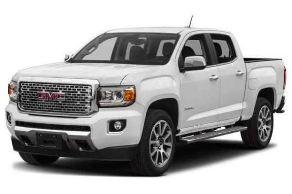 2018 Gmc Canyon Denali 2019 And 2020 Pickup Trucks