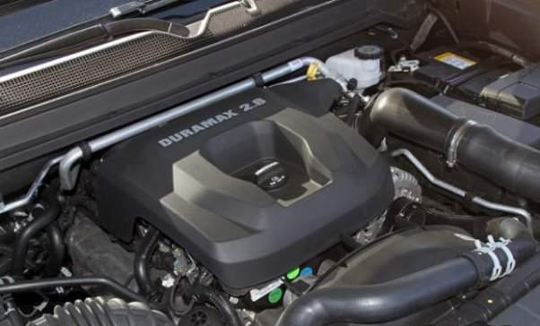 2018 Nissan Frontier Diesel duramax