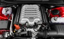 2018 Ram Power Wagon Hellcat engine