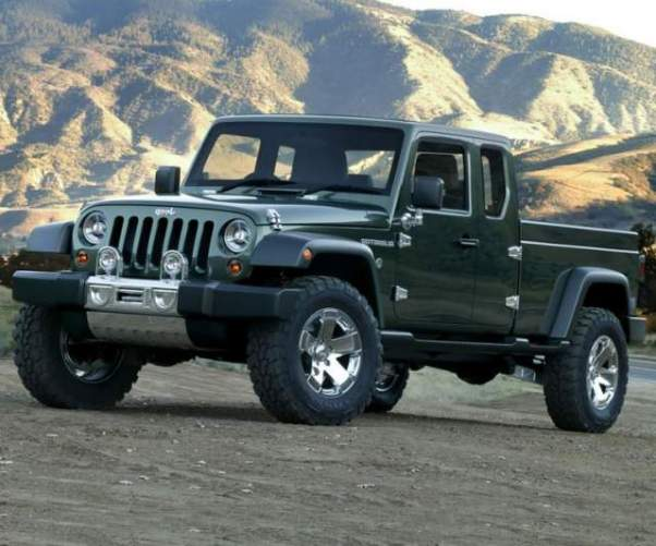Jeep Wrangler Pickup Truck 2017 >> 2019 Jeep Scrambler - Everything We Know - 2018, 2019 and 2020 Pickup Trucks