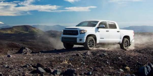 2019 Toyota Tundra TRD