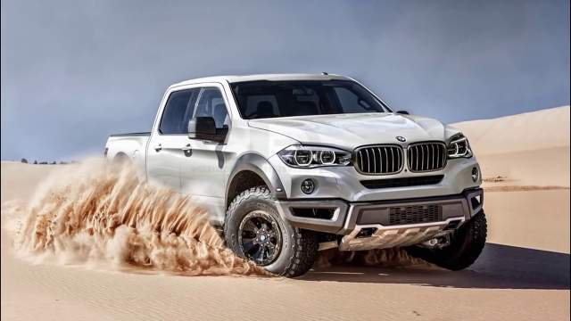 2018 BMW Pickup Truck