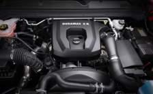 2018 Chevrolet Colorado Diesel engine