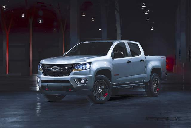 2019 Chevrolet Colorado Redline