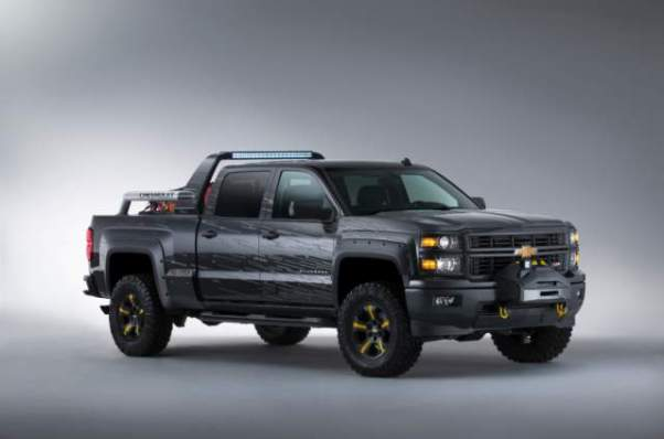 2018 chevy silverado ss concept details and speculations 2018 2019 and 2020 pickup trucks. Black Bedroom Furniture Sets. Home Design Ideas